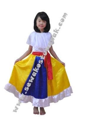 kostum negara venezuela  large