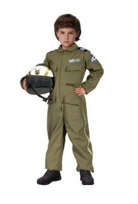 kostum pilot pesawat tempur  large