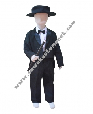 kostum profesi persulap  large