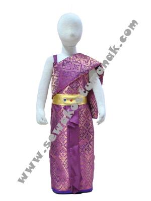 kostum thailand girl  large