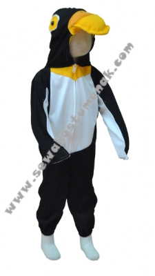 kostum animal pinguin  large