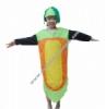 kostum buah pepaya  medium