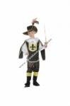 Kostum Negara Inggris-Musketeer