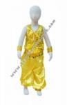 Kostum India - Kuning Boy