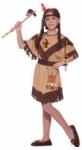 Kostum Suku Indian - Girl Import