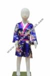 Kostum Negara Jepang - Girl Biru
