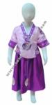 Kostum Negara Korea - Girl Ungu