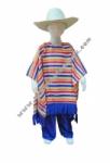 Baju Negara Mexico - Boy