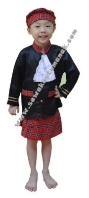 kostum internasional scotlandia3  large