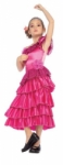 Kostum Negara Spanyol - Pink