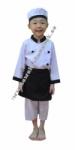 Kostum Profesi Koki - Hitam