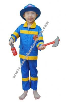 kostum pemadam kebakaran  large