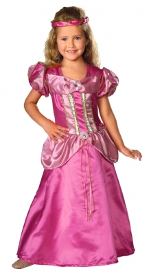 kostum princess aurora  large