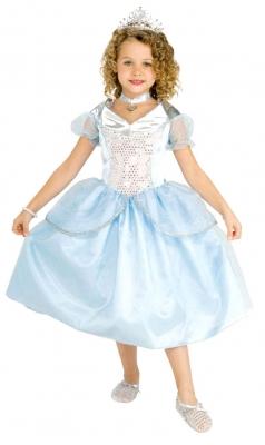 kostum princess cinderella  large