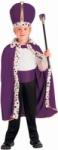 Kostum Raja Inggris - Royal Ungu