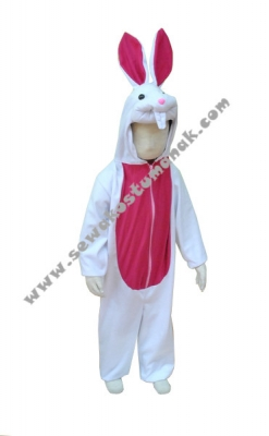 large2 Kostum binatang kelinci