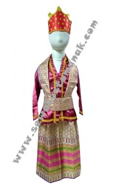 pakaian adat bengkulu  large