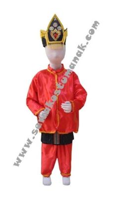 pakaian adat gorontalo boy  large