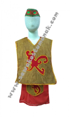 pakaian tradisional dayak  large