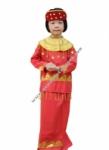 Pakaian Adat Palembang - Girl