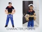 Baju Kostum Popeye